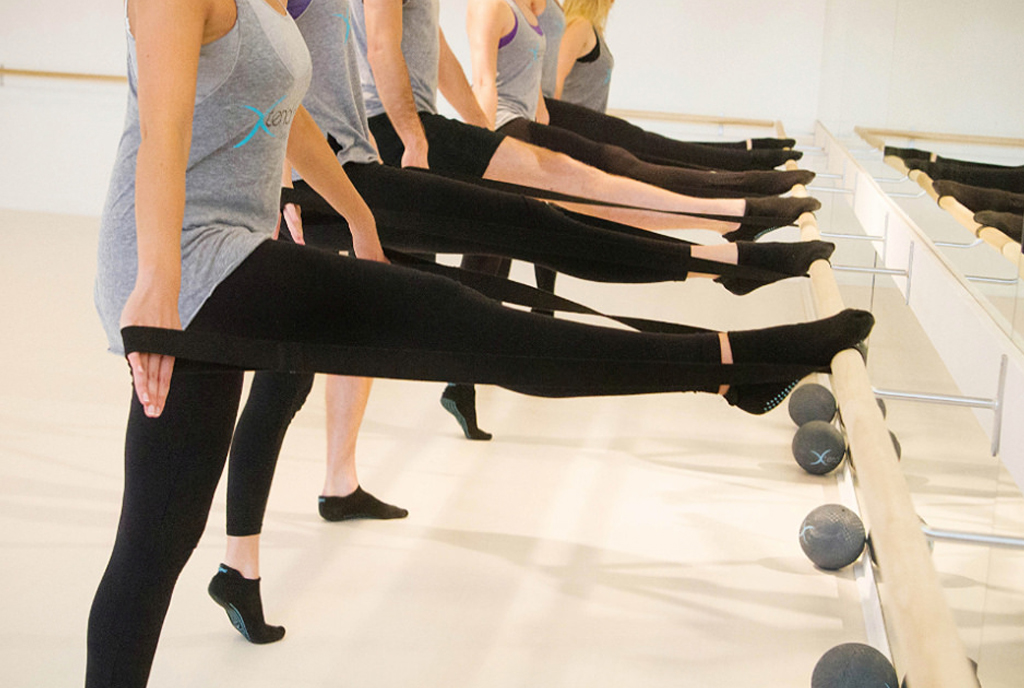 barre touch class